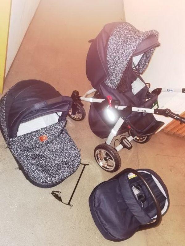 Kinderwagen Set von Kunert
