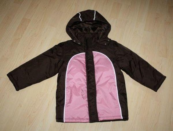 premium selection 31d87 b1dfd Mädchen Winterjacke Anorak Kinder Outdoor Jacke mit Kapuze ...