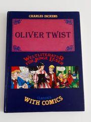 Oliver Twist - als Comic - Charles