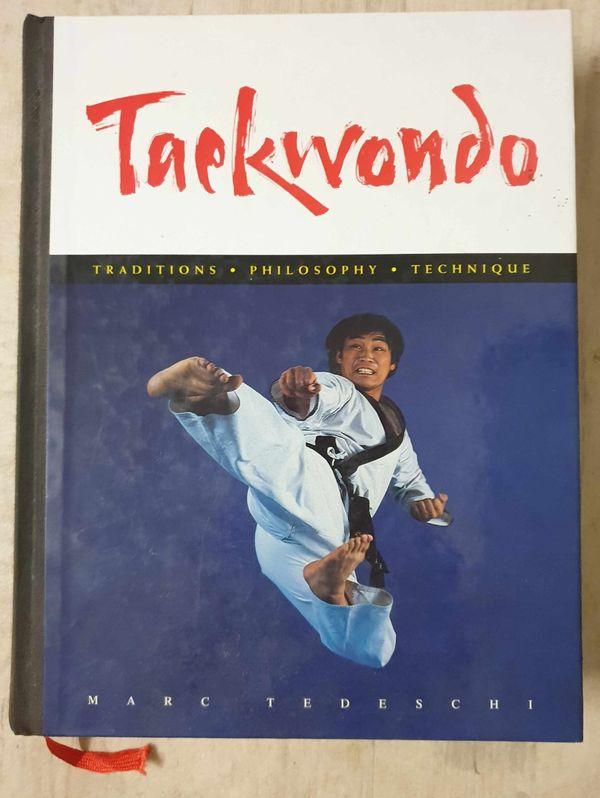 Taekwondo Traditions Philosophy Technique Marc