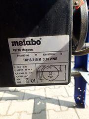 Kreissäge Metabo