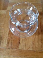 Hübsche kleine Glasvase