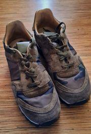 Valentino Herren Sneaker Camouflage Gr