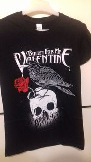 Bullet For My Valentine T-Shirts