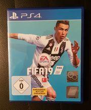 FIFA 19 Spiel für PS4
