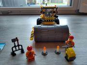 Lego City Straßenwalze 7746 Top