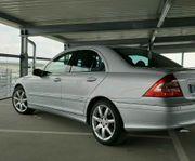 Mercedes C-w203 BJ 08 Alu