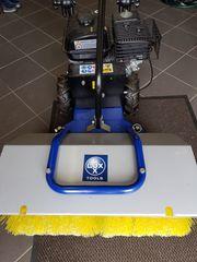 Schnäppchen Lux Tools Kehrmaschine