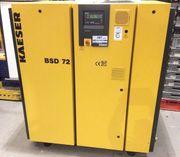 Kaeser BSD 72 Schraubenkompressor mit