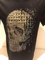 Tshirt Neu bedruckt Skull Street