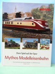 Märklin Eisenbahn Buch - Mythos Modelleisenbahn