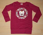 Mädchen Pullover Katze Pulli Kinder