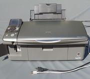 EPSON Stylus Color DX6050 Multifunktionsgerät