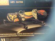 Snowboardträger