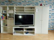 Ikea Wohnwand
