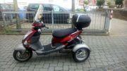 PGO Dreiradroller TR3 Trike 70CCM