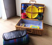 Verkaufe Picknickkorb Picknick Korb für