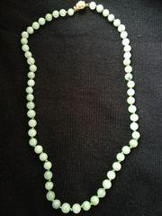 Jade Halskette Armband Set
