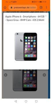 Apple ipfone 6 64 GB