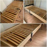 Pflegebett Krankenbett