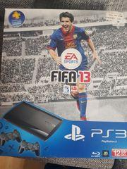 PS3 inkl Spiele zusätzlichem Controller