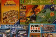 Spielesammlung Spielepaket für Kinder 4