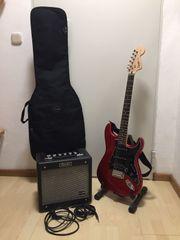 E-Gitarre Fender Squier Affinity Strat
