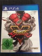 Street Fighter 5 für PlayStation