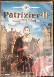PC CD Rom Patrizier 2
