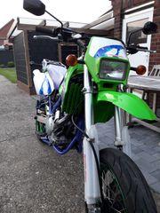 Kawasaki KLX Ersatzteile zu verkaufen