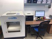 3D Drucker CreatBot D600 am