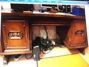 Schreibtisch sehr Alt aus Holz