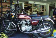 Honda CB 500 Four WHB