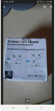 Verkaufe einen Wireless-N WIFI Repeater