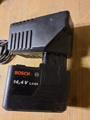 Bosch Akku und Ladegerät