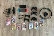 Nintendo Switch XXL Bundle mit