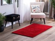 Teppich rot 80 x 150