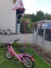 16 Zoll Puky Mädchen Fahrrad