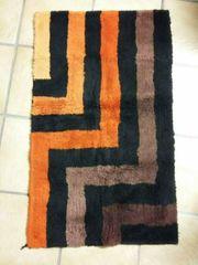 Badezimmerteppich ausgefallene Musterung 100 x