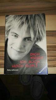 Buch Roman dich Krieg ich