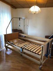 Burmeier Pflegebett Dali 90 x
