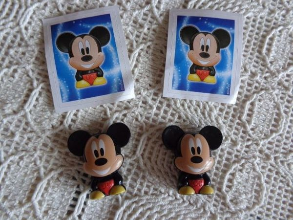 Disney - Wikkeez Rewe 2 Stück