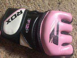 Kampfsport - RDX MMA Handschuh Boxen Grappling