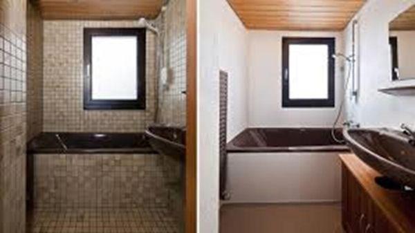 Fliesen streichen Küche und Bad ,Boden-Speziallack in ...