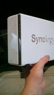 Synology DS115J - 1Bay Nas