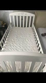 Kinderbett babybett Bett mit Memory