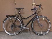 Verkaufe Damenrad Rabeneick Stahlrahmen 28