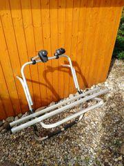 Fahrradträger für Heckklappe VW Golf