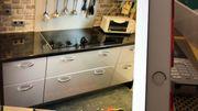 Designer Küche von Hebeisen zu