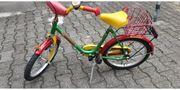 Fahrrad vom Pumuckl